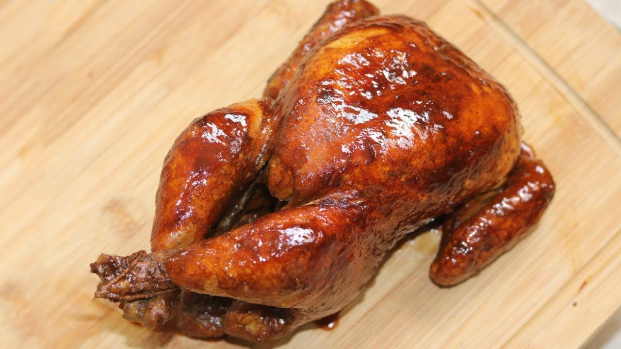 RICE COOKER HACKS – Whole Roast Chicken Recipe (Cantonese Soy Sauce Chicken) [豉油鸡 #ricecookermeals