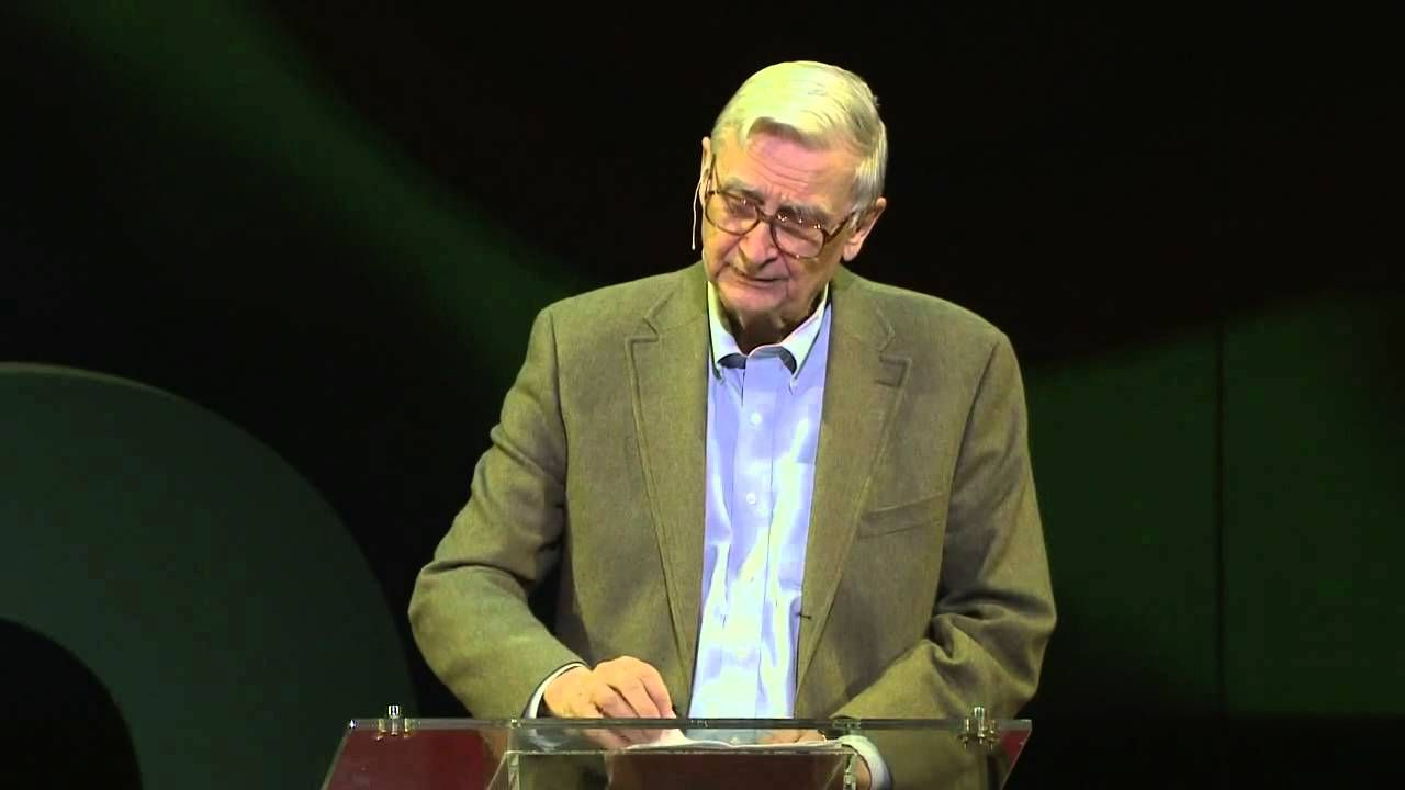 """http://www.ted.com """"The world needs you, badly,"""" begins celebrated biologist E.O. Wilson in his letter to a young scientist. Previewing his upcoming book, he..."""