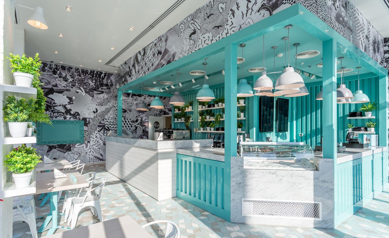 We've got the scoop on an Instagram-worthy ice cream parlour
