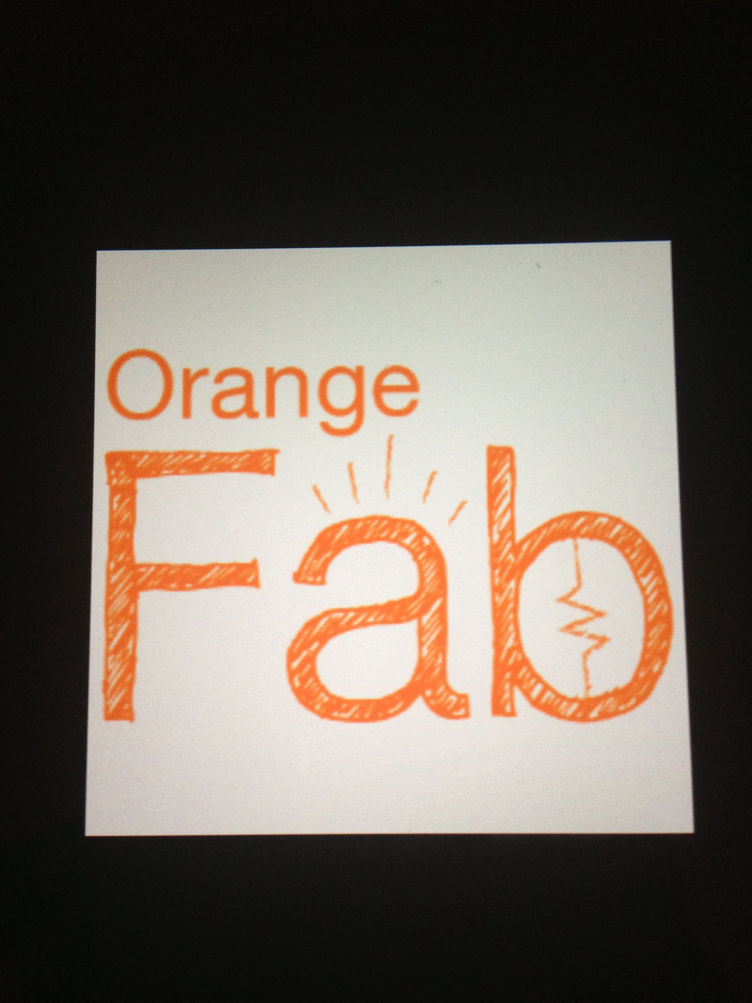 Orange Fab is a SF based Program supporting early stage Start-ups changing the way people connect and communicate #incubator #innovation #creativity