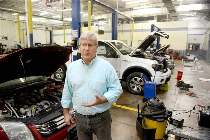 WorkZone: As cars get complicated, dealerships face shortage of auto technicians || Pittsburgh Post-Gazette