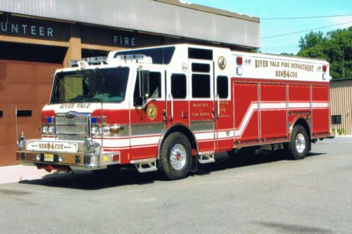 ◆Rivervale, NJ FD Rescue 54 - 2010 Pierce Velocity Heavy Rescue Squad◆