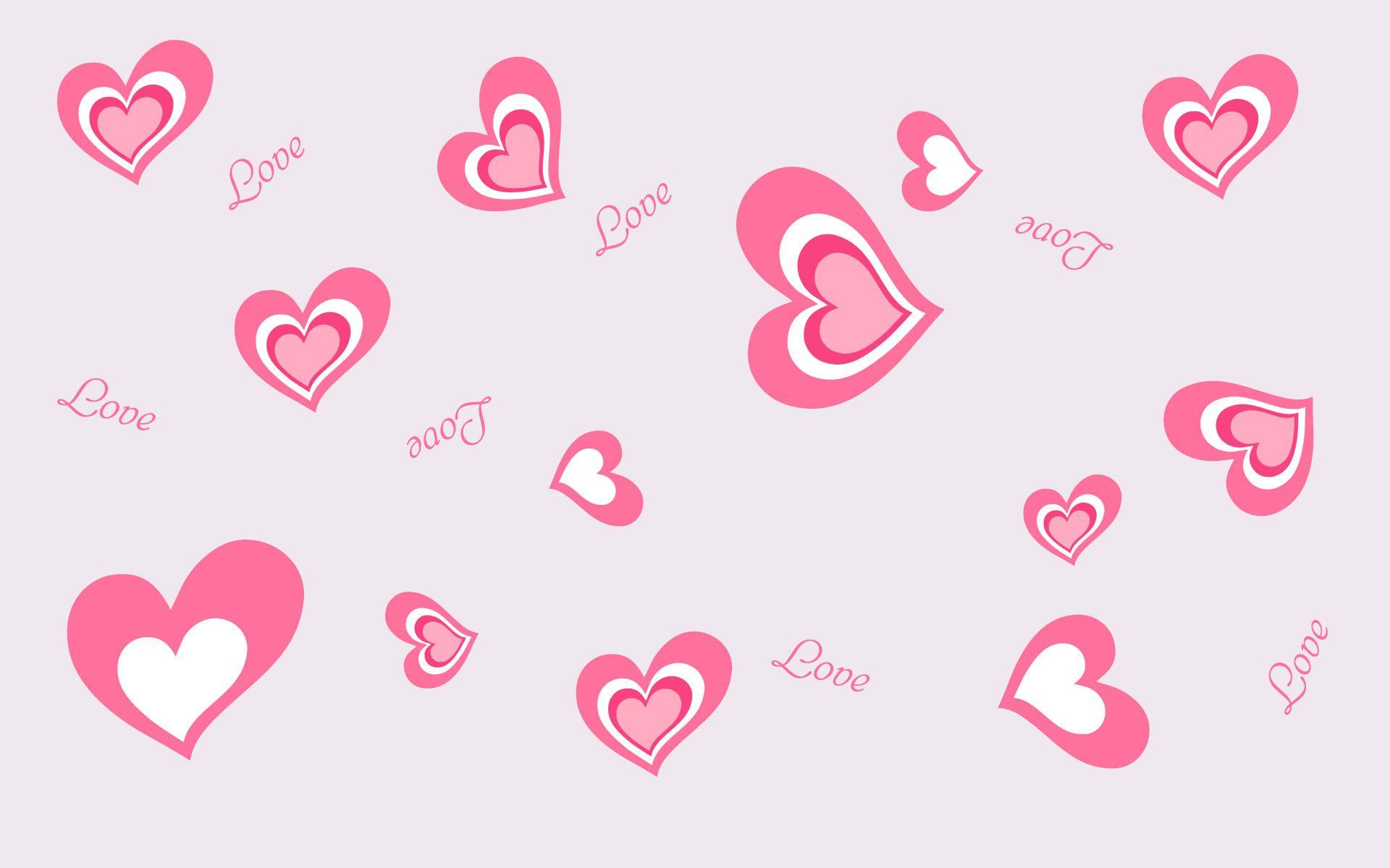 Valentines Http Wallpaper Net Valentines Pink Hearts Love Saint Background Computer Desktop Love Pink Wallpaper Heart Wallpaper Valentines Day Background
