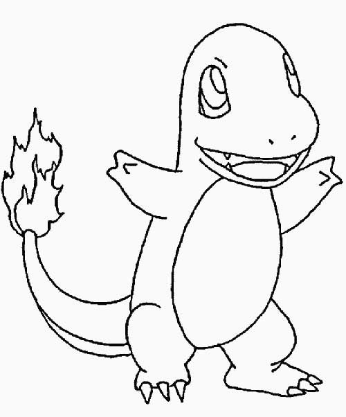 30 desenhos do pokemon para colorir pintar desenhos miguel - Pagina da colorare bulbasaur ...