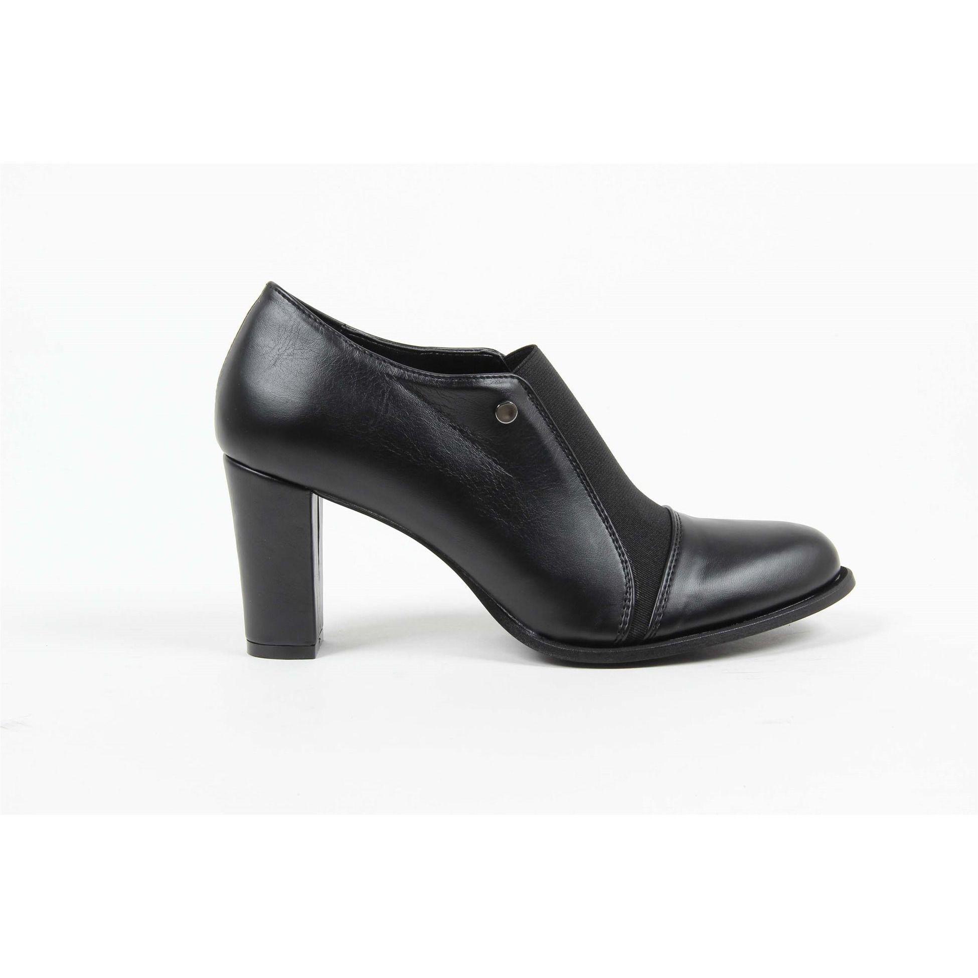 Versace 19.69 Abbigliamento Sportivo Srl Milano Italia Womens Ankle Boot 9352 PRINC. NERO