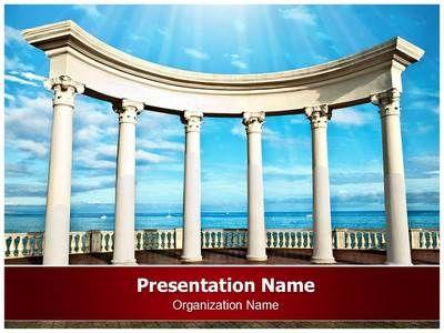 Ancient greek columns powerpoint template is one of the best ancient greek columns powerpoint template is one of the best powerpoint templates by editabletemplates toneelgroepblik Gallery