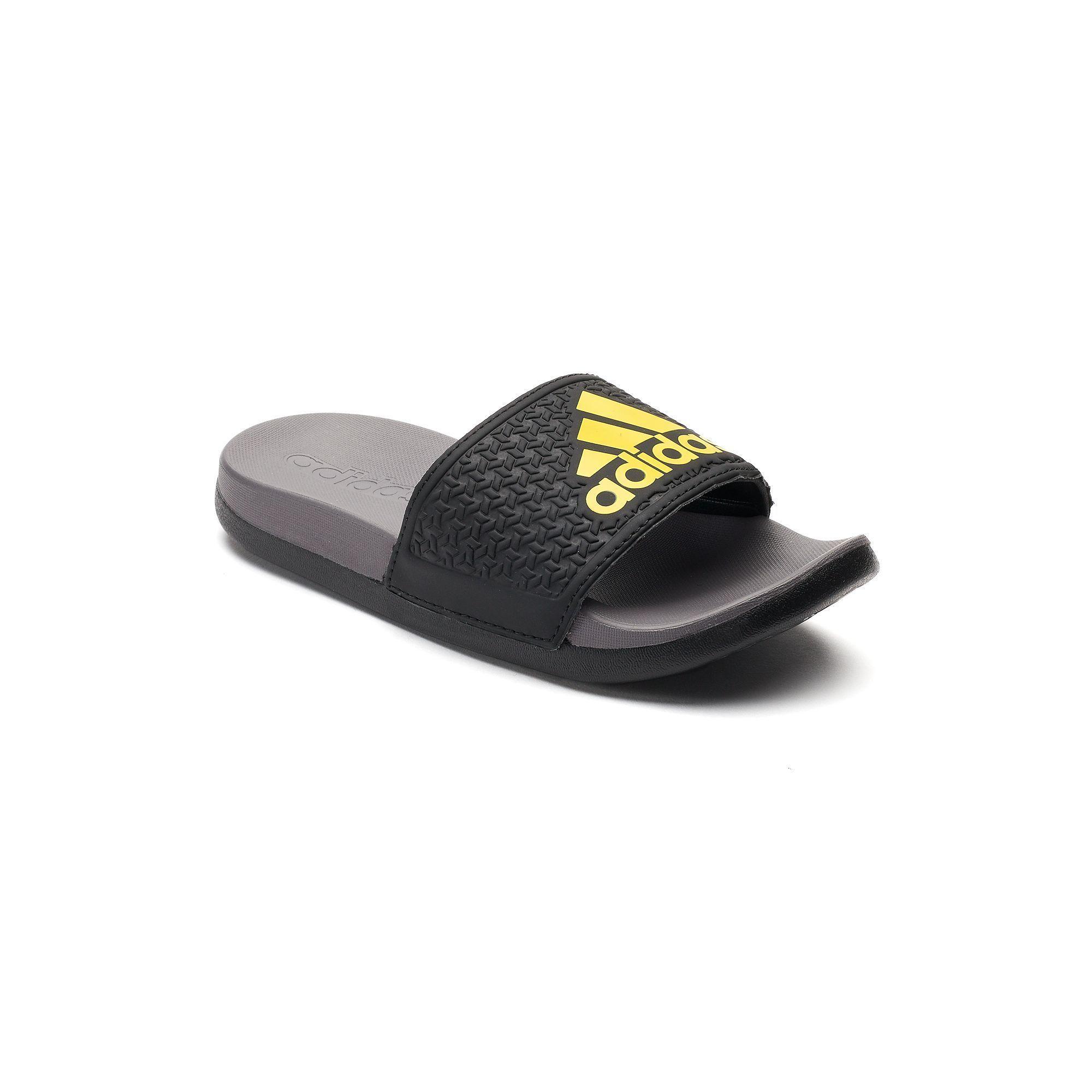 b398604d749fa adidas Adilette Cloudfoam Plus Kids  Slide Sandals