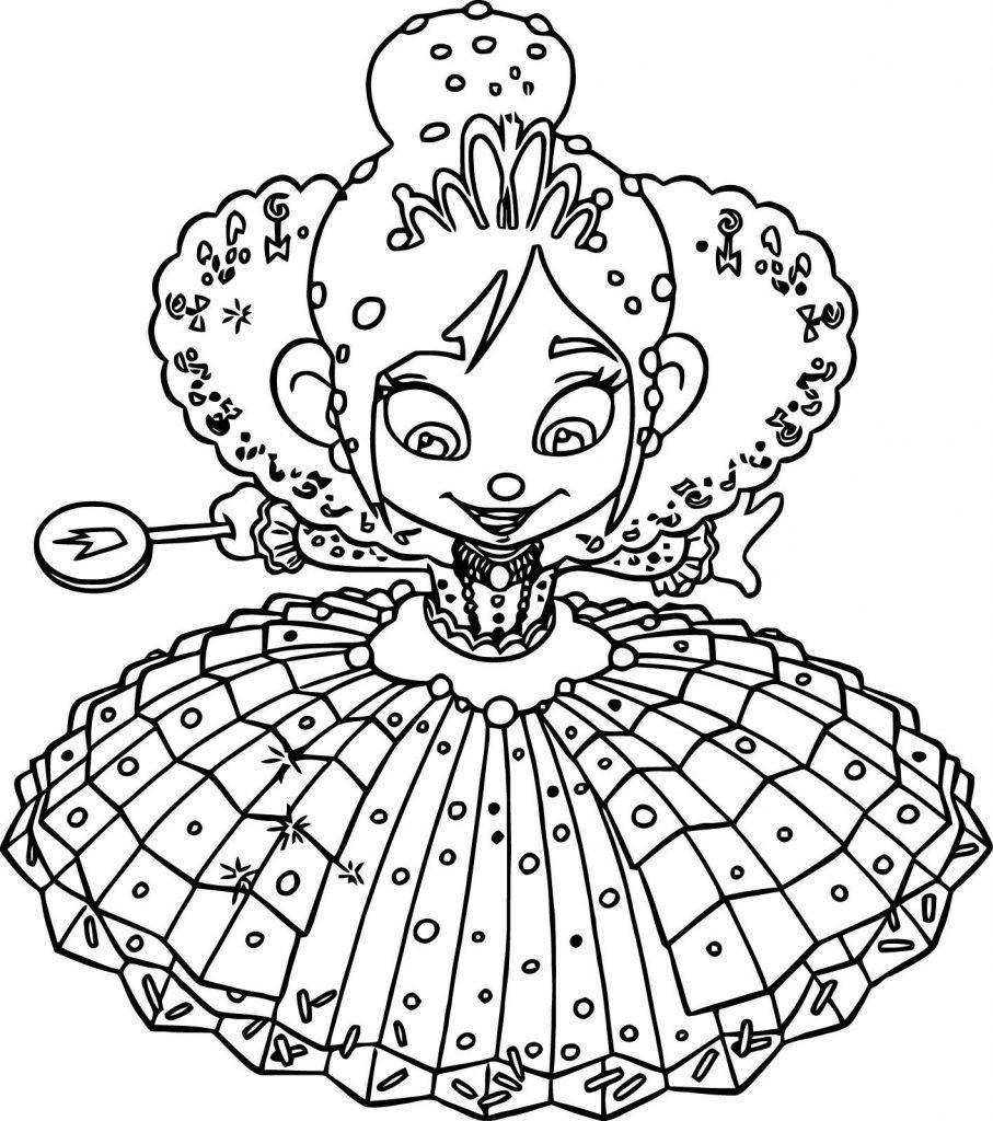 Ryukendo Coloring Games Fresh Vanellope Von Schweetz Coloring Princess Coloring Pages Disney Coloring Pages Cartoon Coloring Pages