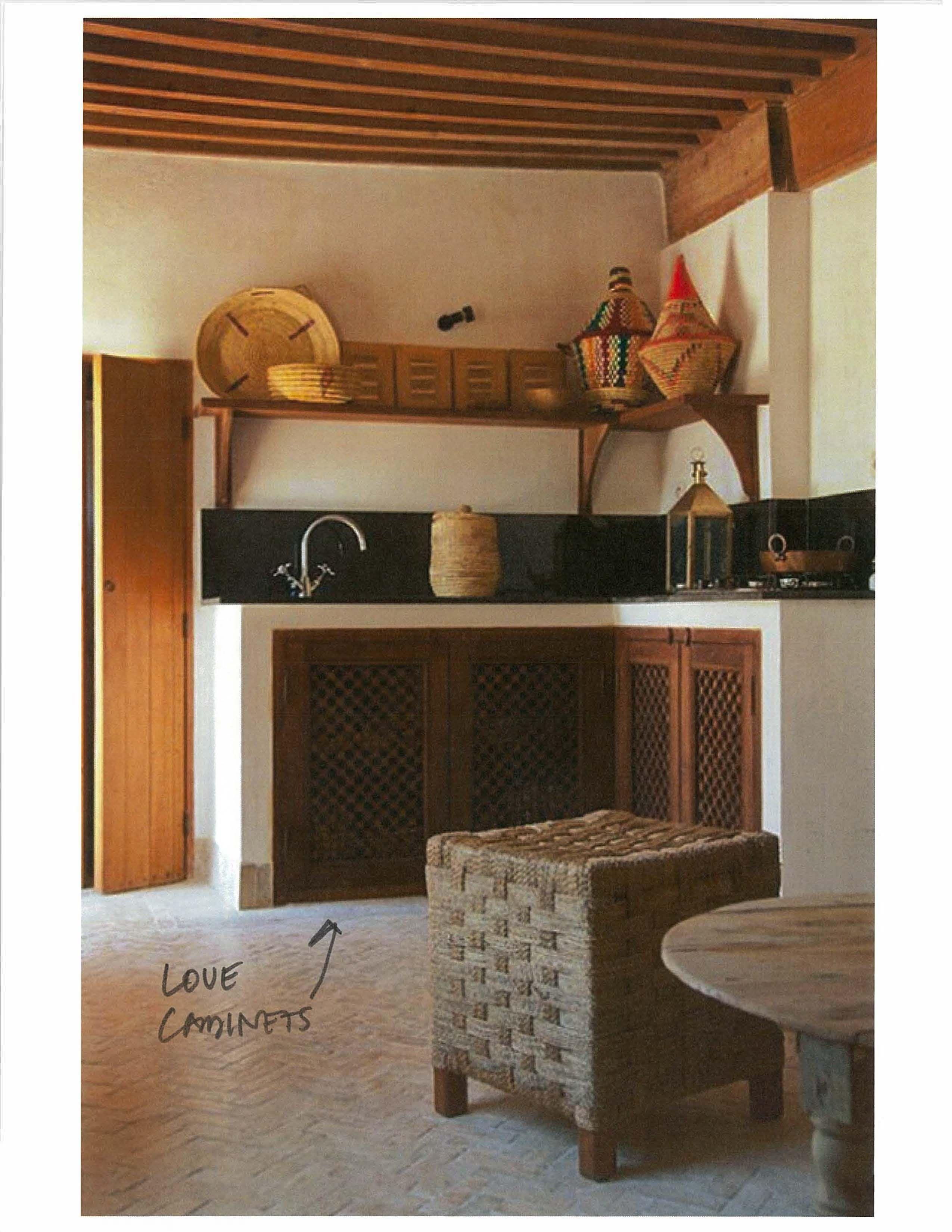 Épinglé par Émily Roy sur UWS  Decoration cuisine marocaine, Idée
