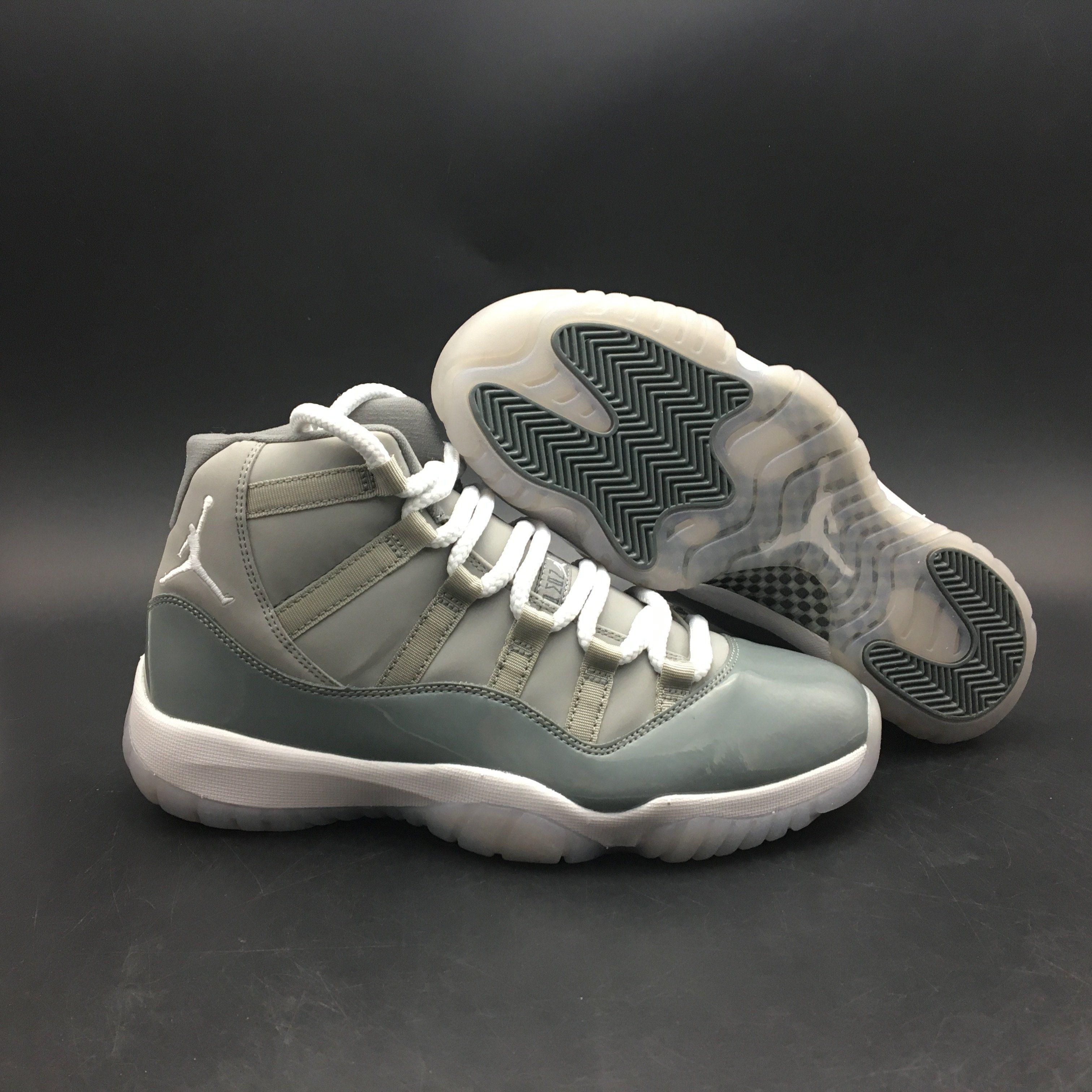 301b7b693f90 Jordan Retro 11 Cool Grey  378037-001 in 2018
