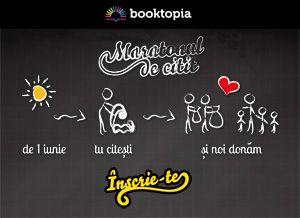 http://www.booktopia.ro/MaratonulDeCitit - citesti si 50 eur sunt donati unui copil bolnav de cancer!