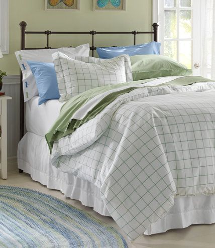 280 Thread Count Pima Cotton Percale Comforter Cover Collection Windowpane Comforter Cover Bed Comforter Sets Boys Duvet Cover