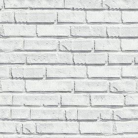 White Bricks Brick Texture E Gallery Wall Seamless Textures Projects