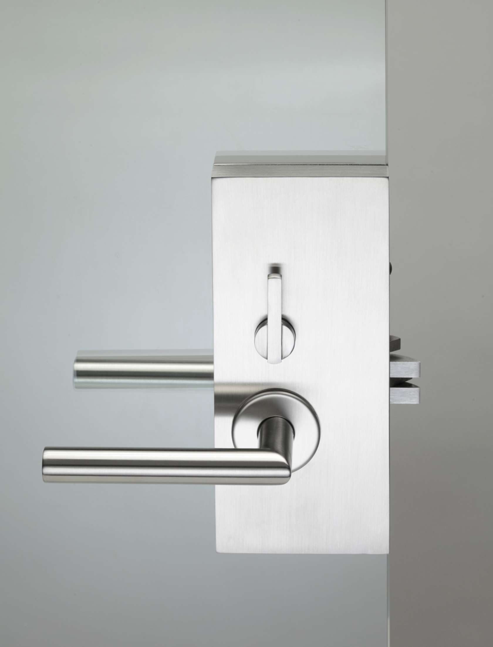Mortise Locksets For Frameless Glass Doors Architizer Frameless Glass Doors Glass Door Door Glass Design