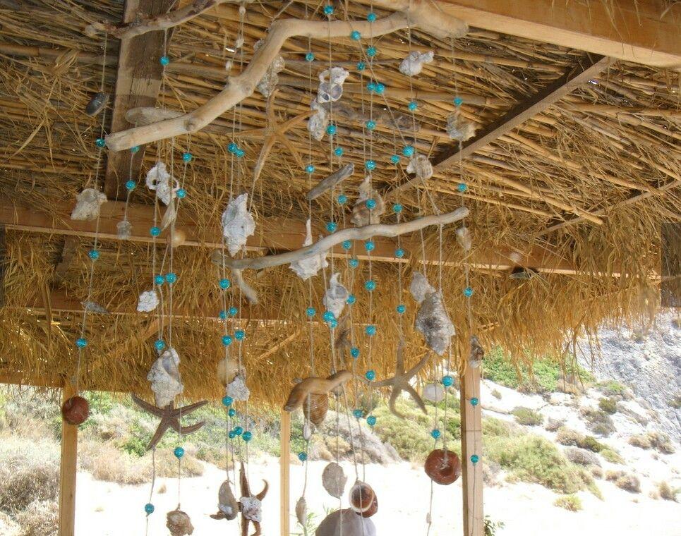 scaccia spiriti con conchiglie creazioni marine shells