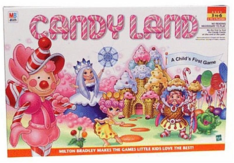 Candy Land Games Kids 90s My childhood memories