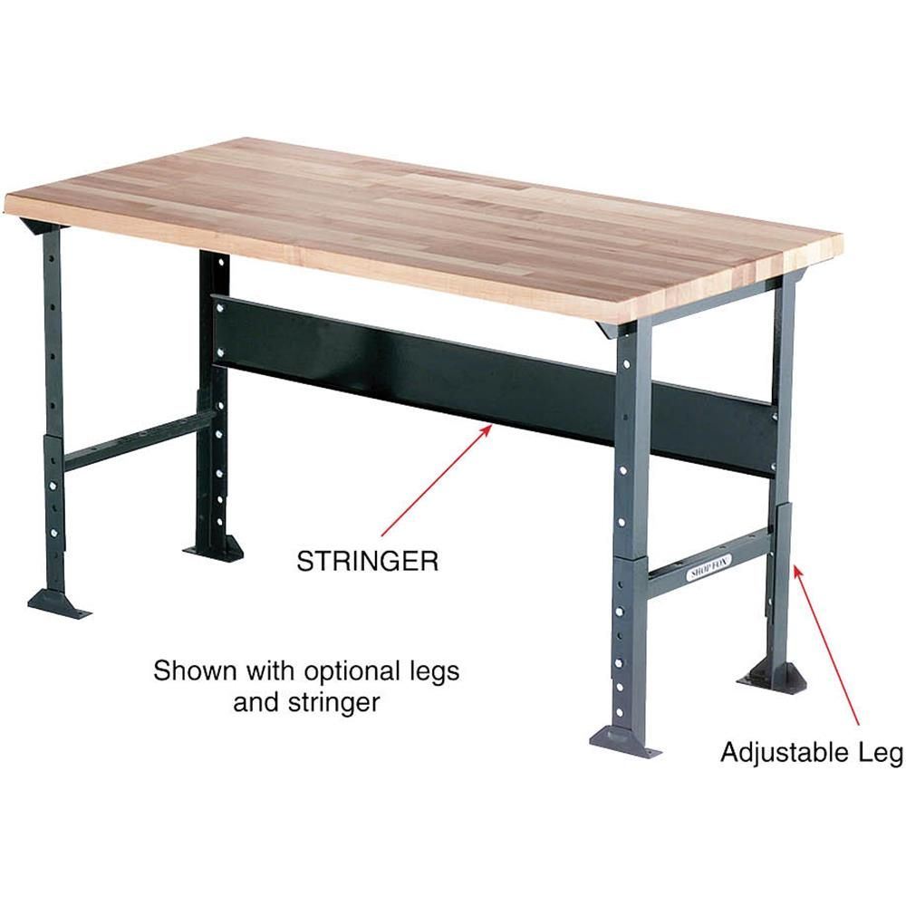 Solid Maple Workbench Top 36' Wide x 24' Deep x 13/4