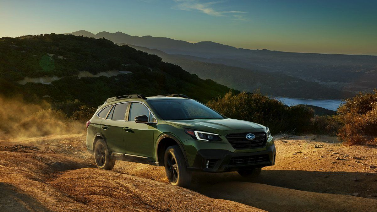 2020 Subaru Outback With The Cvd Overland Package Black Rhino