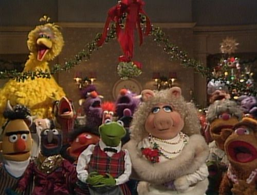 Muppets Christmas.A Muppet Family Christmas Muppet Love Muppets Christmas