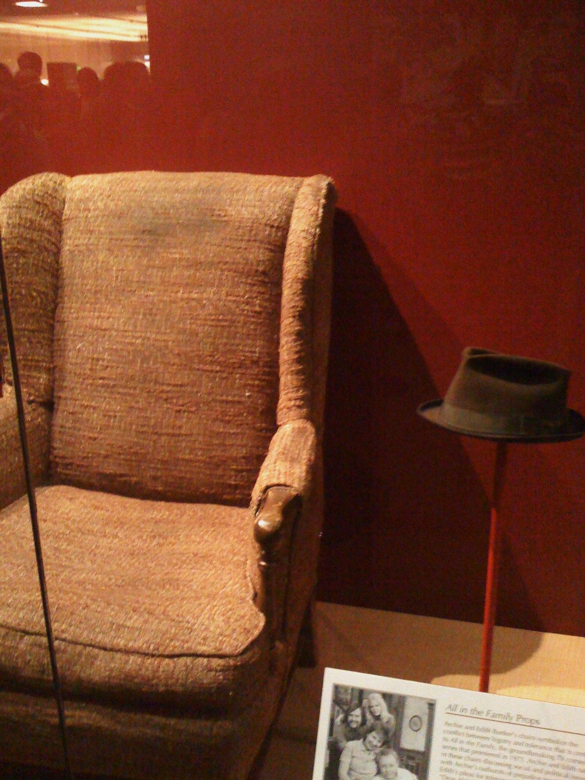 Archie Bunker S Chair Hat Archie Bunker All In The