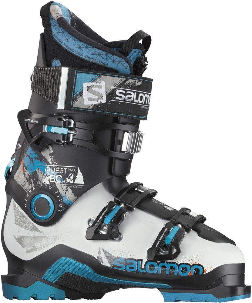 QUEST最大公元前120年 - 自由滑雪 - 靴子 - 高山滑雪 - 所羅門日本