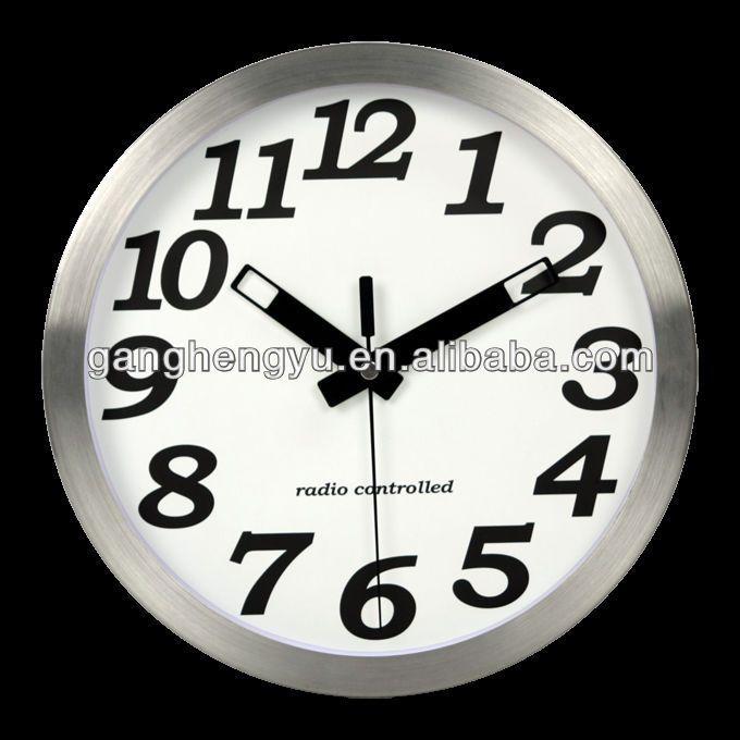 Wall Clock Digital Wall Clock Battery Operated Latest Wall Clock Gear Wall Clock Clock Large Metal Wall Clock