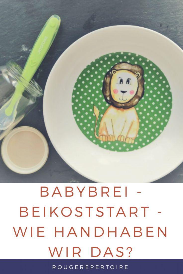 Unser Baby isst nun Babybrei. Wir haben somit die Zeit der Beikost eingeläutet. Tipps