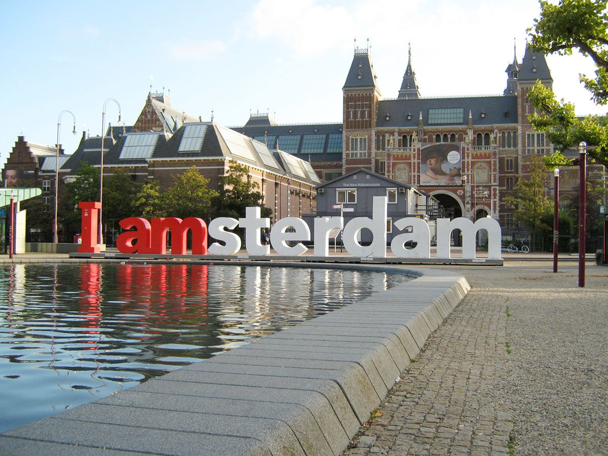i amsterdam sign - Google Search | Gateway Features ...