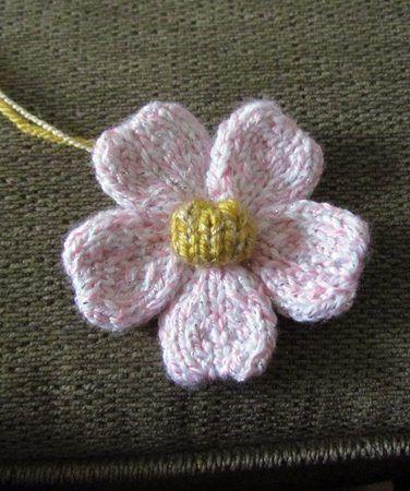 Free Flower Knitting Patterns Knit Patterns Flower And Patterns