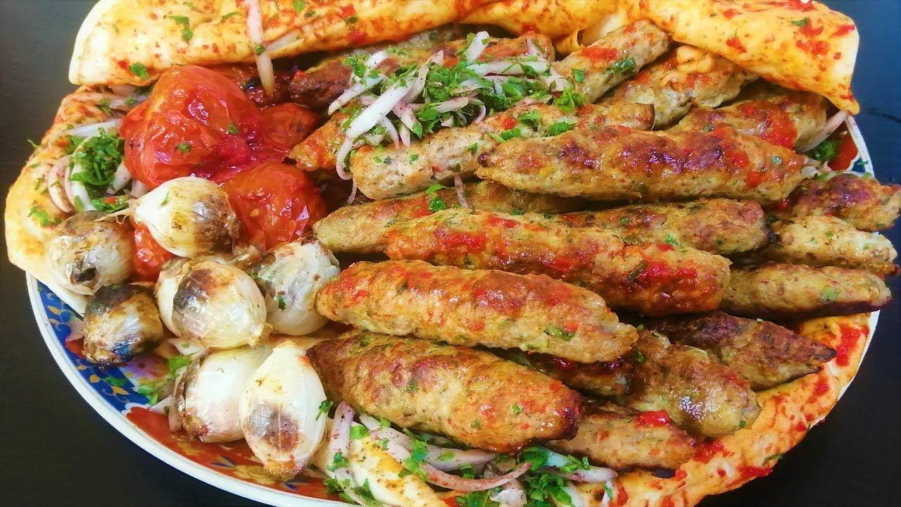 كباب الفروج كباب الدجاج Cuisine Food Sausage