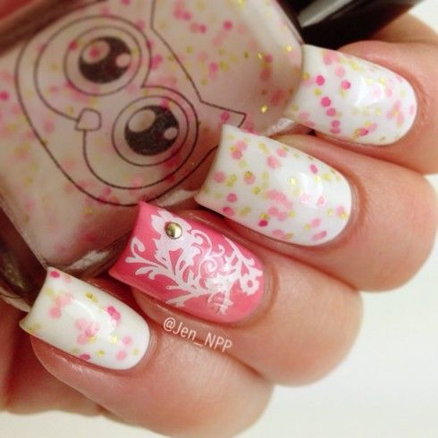 Inspirational Fall Nail Designs