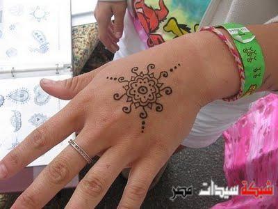 Simple Mehndi Tattoo Hands : رسم حناء latest mehndi designs