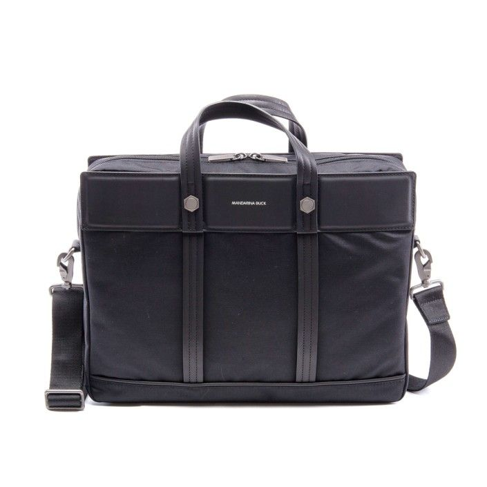 Mandarina Duck Duplex 2.0 Cartella, Men's Laptop Bag