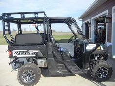 2015 Polaris Ranger 900xp With Roll Cage Accessory Rack Aluminum Powde Polaris Ranger Roll Cage Extension Polaris Ranger Accessories
