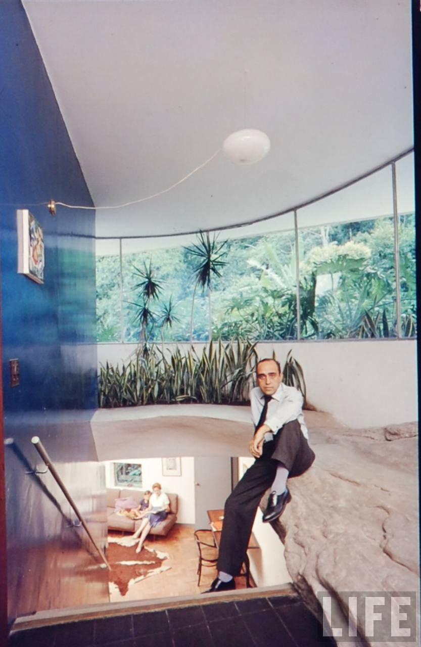 niemeyer- casa das canoas