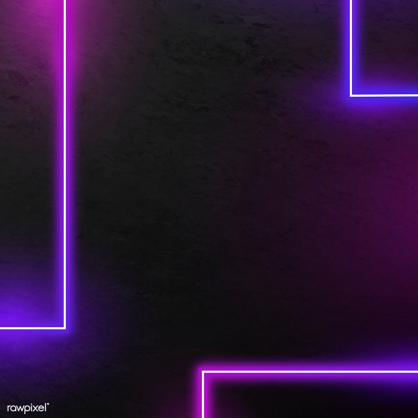 Download Premium Vector Of Purple Glowing Lines On Dark Background Vector Black And Purple Background Dark Backgrounds Black And Purple Wallpaper