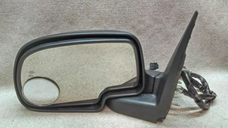 Driver Left Side View Mirror Power Folding Signal Fits 03 06 Avalanche E10 7 Chevrolettruck Car Parts And Accessories Side View Power