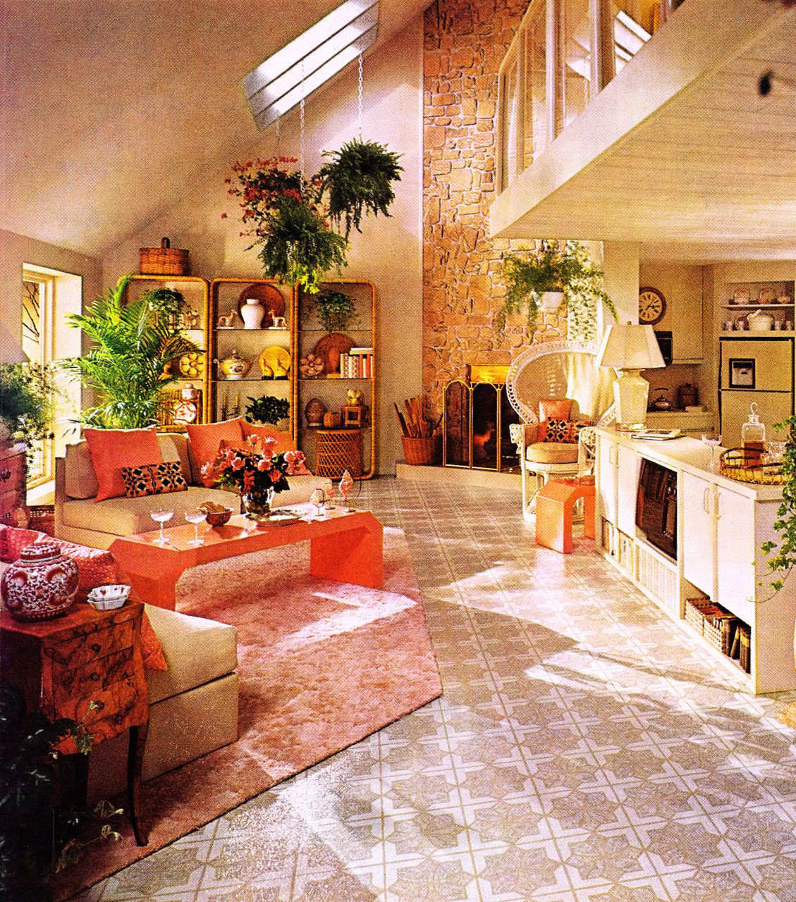 "thegikitiki: ""1980s Home Decor "" | 70s home decor, Retro ..."