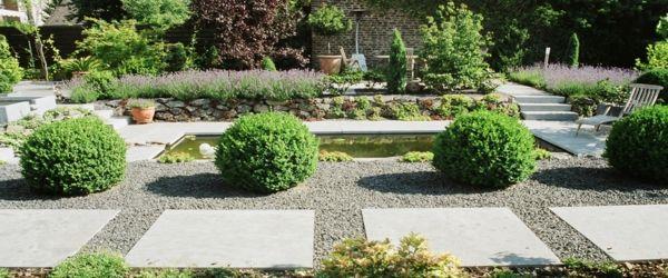 1000+ ide tentang gartengestaltung mit steinen di pinterest, Garten Ideen