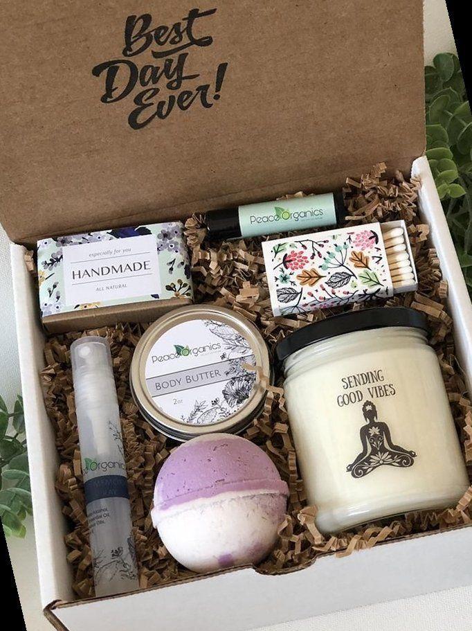 35+ Healing Vibes Comfort Box All Natural | Etsy | Cadeaus Voor Beste Vrienden | 2020