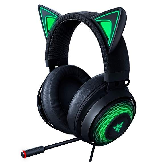 Razer Kraken Kitty RGB USB Gaming Headset THX