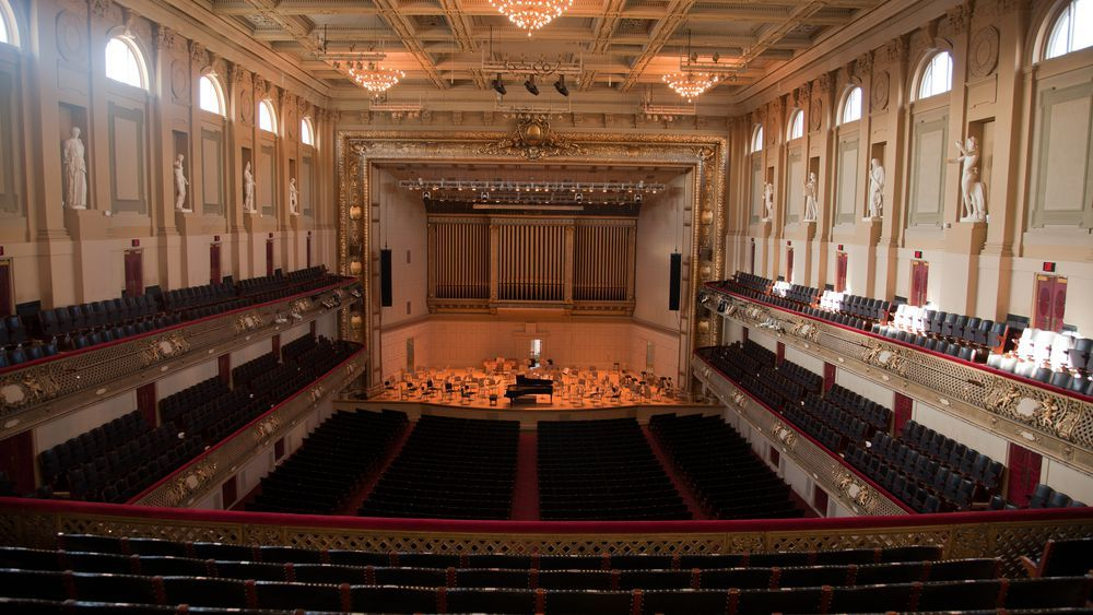 Where To Eat Near Symphony Hall In Boston Concert Hall Concert Symphony
