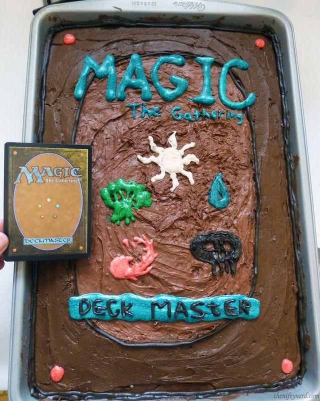 Geek cake recipes
