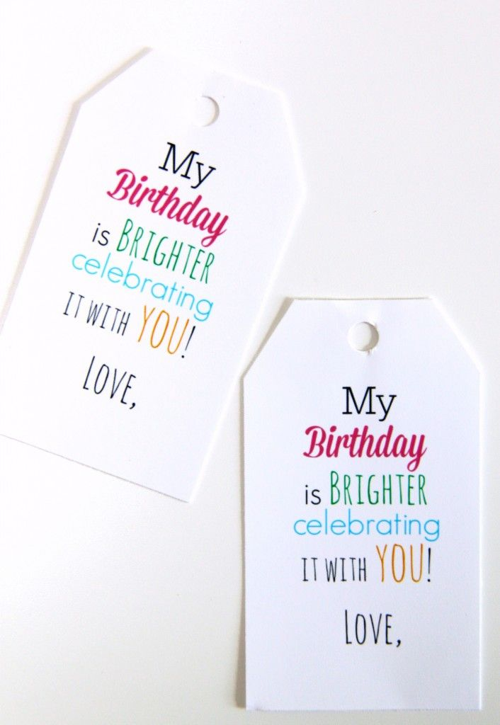 It's just an image of Punchy Printable Party Favor Tags