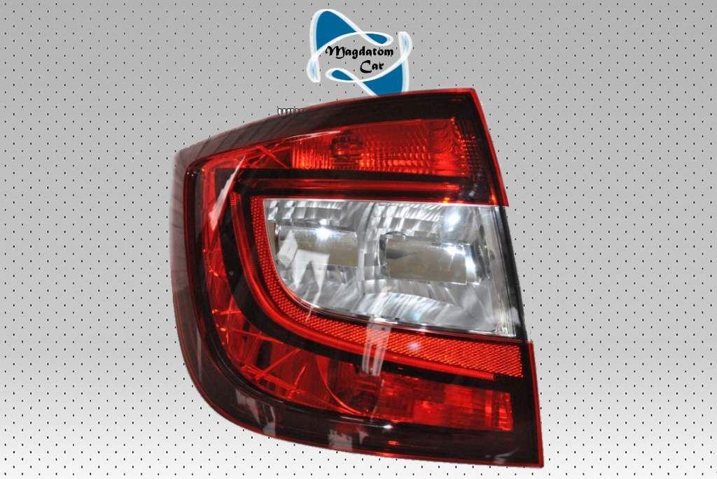 1x Neu Original Rückleuchten mit LED Heckleuchte Links Skoda Rapid 5JH945095A