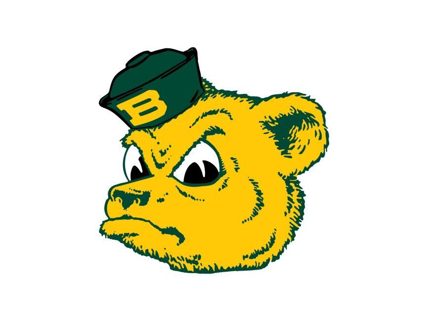 Baylor Bears Vector Logo Commercial Logos Sports Logowik Com Vector Logo Bear Vector Baylor Bear