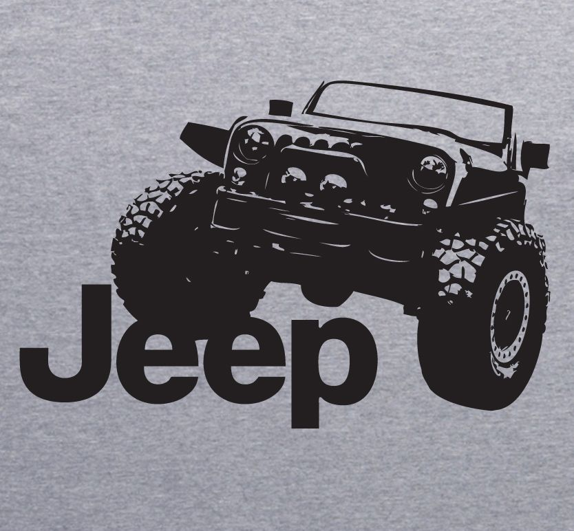 Offroad JEEP T-Shirt by XBrosApparel ?... X Bros Apparel Vintage ...