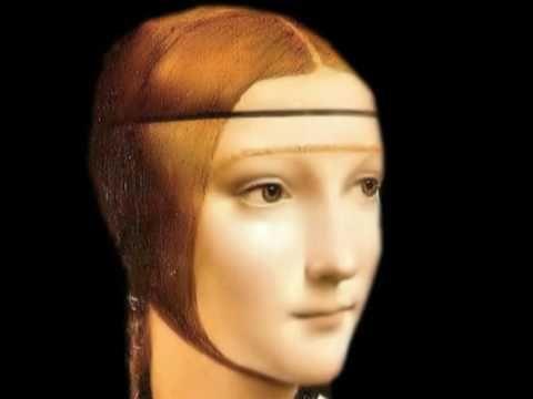 (1) Leonardo da Vinci: Mona Lisa e La Dama con l'Ermellino - YouTube