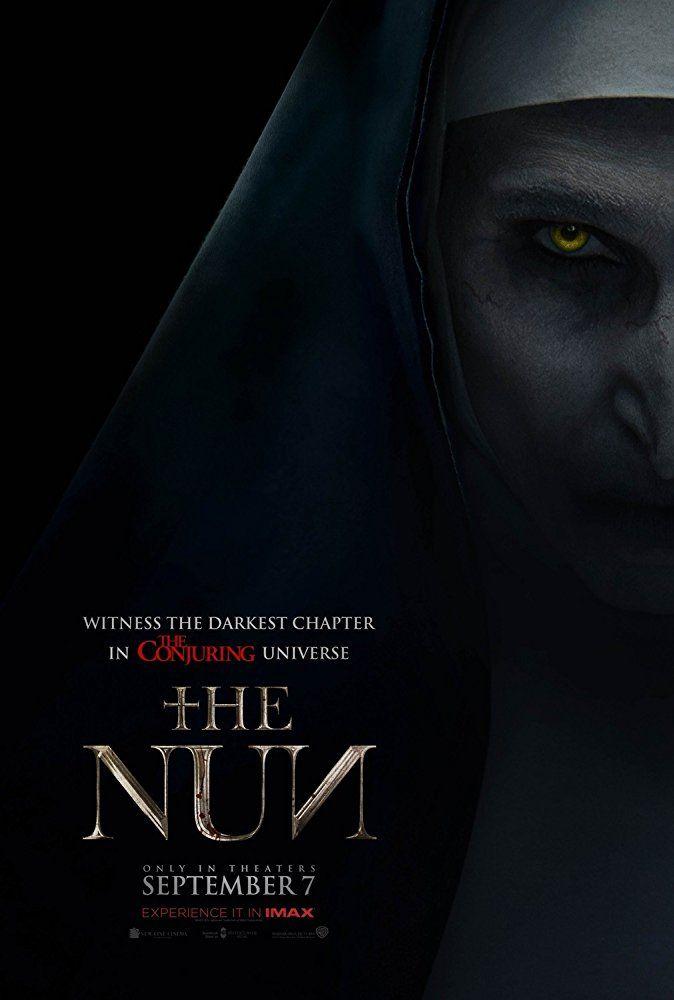 The Nun 2018 Teaser Taissa Farmiga Bonnie Aarons Filmes