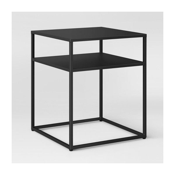 Glasgow Metal End Table Project 62 Target 60 Via Polyvore